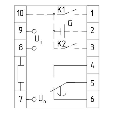 Схема реле ВЛ-59