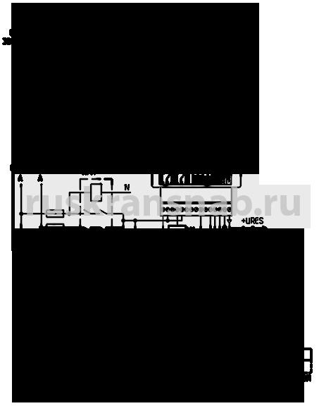 Схема авр автоматах приводами 234