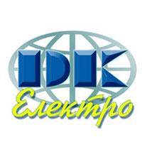Логотип компании ДК-Электро