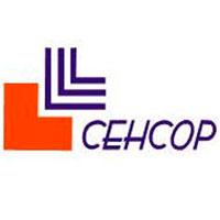 Логотип компании НПФ «СЕНСОР»