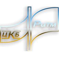 Логотип компании ОАО «ЦКБ «Ритм»