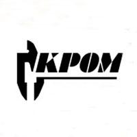 Логотип компании ПКФ «КРОМ»