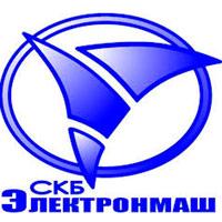 Логотип компании СКБ «Электронмаш»