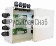 Блок питания и коммутации БПК-2-24 фото 1