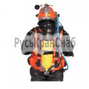 Аварийный дыхательный аппарат (из состава снаряжения СВУ-5) фото 1