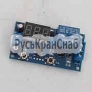 Циклическое реле времени на 12 Вольт с индикацией SRD-12VDC-SL-C фото 1