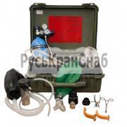Аппарат искусственной вентиляции легких ручной полевой ДП-11 фото 1