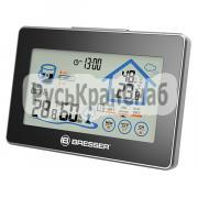 Термометр-гигрометр Bresser Funk (Touchscreen) фото 1