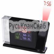 Метеостанция Bresser MyTime Crystal P Colour фото 1