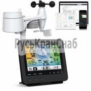 Метеостанция Bresser Weather Center Wi-Fi 5-in-1 Profi Sensor Black фото 1