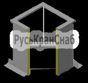 Стаканы монтажные дымоудаления СТАМ 400 - фото