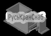 """Стаканы монтажные """"спаренные"""" дымоудаления СТАМ 500 - фото"""