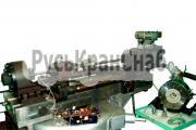 Фото установки для испытаний замковых соединений УЗС-Р
