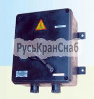Разъединитель секционный типа РТИ-39 1000 У5