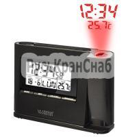 Проекционные часы La Crosse WT518-Dark/Grey фото 1