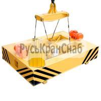 Фото накладной вибрационной машине для нагрузки насыпных грузов из полувагонов