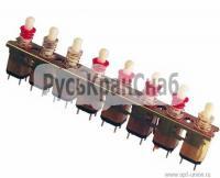 Переключатели модульные кнопочные типа ПКн63 фото 1
