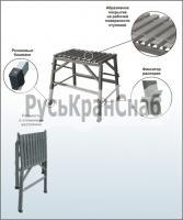 Подставка стеклопластиковая изолирующая ПСИ - 0,6 фото 1