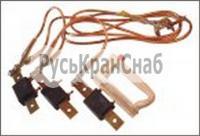 Заземление переносное для электрошкафов ЗПП-1-0/0-16-021  фото 1