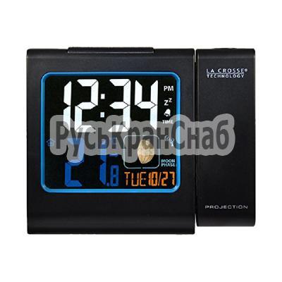 Проекционные часы La Crosse WT551-Black фото 1
